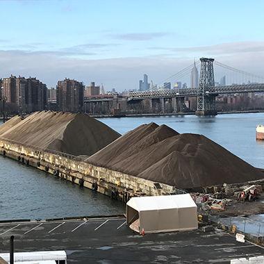 纽约大都会区集合体图像