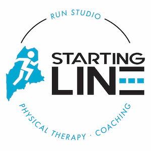 Logo of Starting Line Run Studio