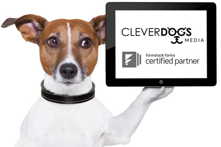 Image for Clever Dogs Media Becomes Formstack Agency Partner