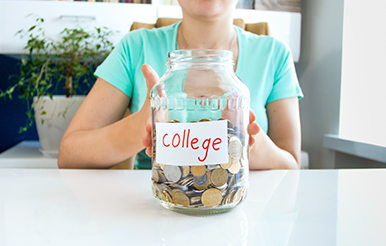 Image for Paying for College