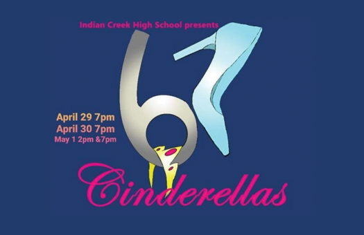 Image for ICHS Presents 67 Cinderellas April 29-May 1