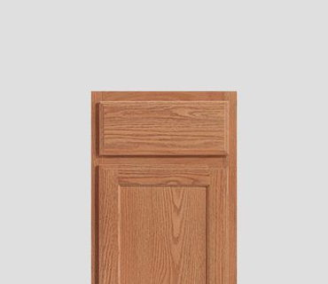 SPRING VALLEY OAK AMARETTO CABINET