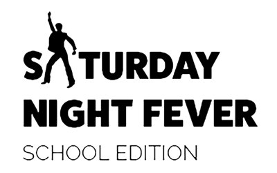 Logo for Saturday Night Fever - School Edition