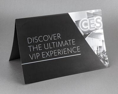 CES VIP Invitation