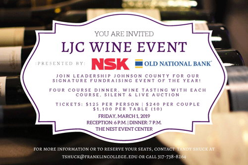 Image for Wine Event