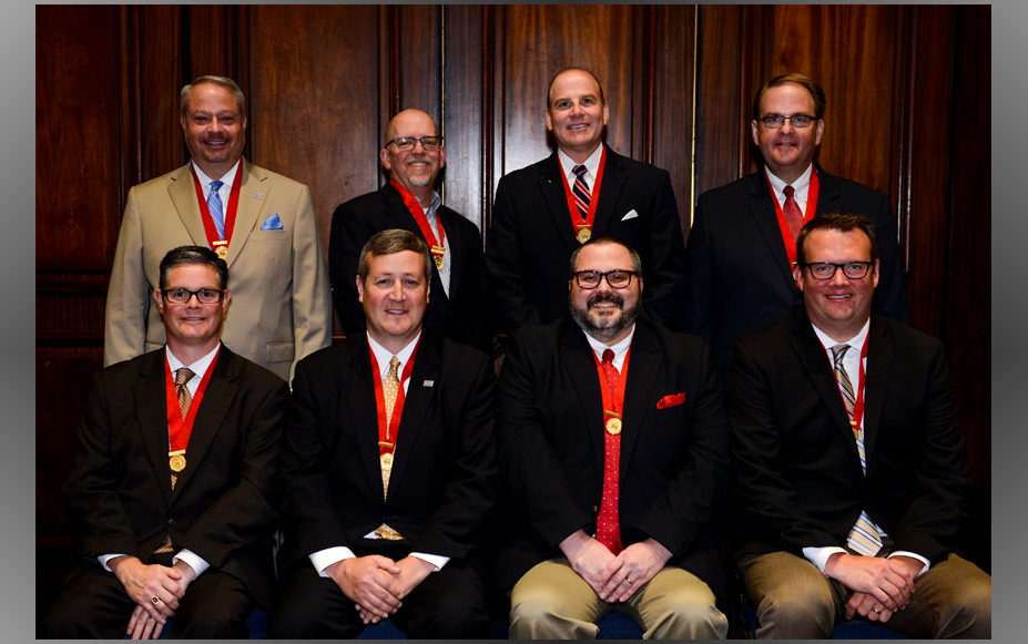 2016/2018 Grand Chapter Elected
