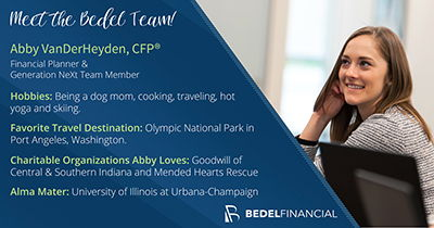 Abby VanDerHeyden Meet the Bedel Team