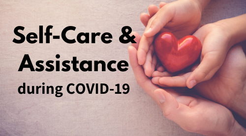 Image for Self-care & Assistance During COVID-19