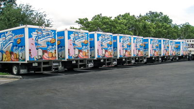 Nestle Delicias Fleet