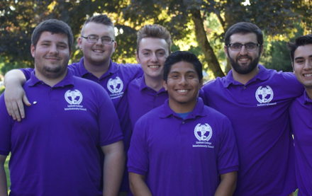 Image for A Delta Alpha is Linfield's Fraternity Member of the Year