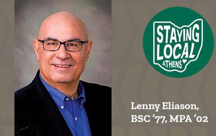 Image for Alumnus Profile: Lenny Eliason