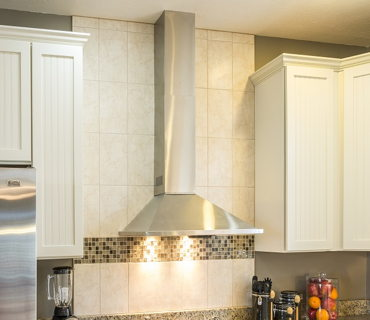 STAINLESS STEEL WALL MOUNT RANGE HOOD
