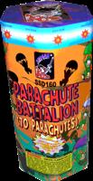 Image for Parachute Battalion 21 Shot - 63 Parachutes
