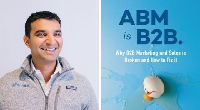 Image for ABM is B2B with Sangram Vajre