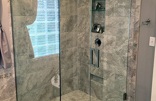 Image for Give Your Bathroom a New Look with Glass Shower Doors and Enclosures