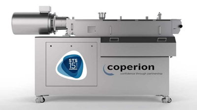 15TH BIRTHDAY OF STS EXTRUDERS: COPERION ADDS NEW LABORATORY EXTRUDER TO THE STS SERIES