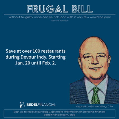 Image for Frugal Bill - Devour Indy