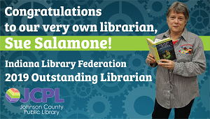 Image for 2019 Outstanding Librarian of the Year