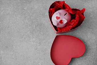 Valentine's Day: Give the Gift of Financial Security