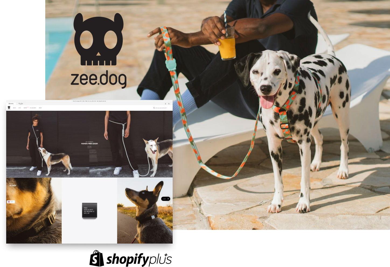 zee.dog - Shopify Plus