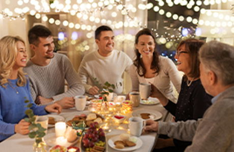 image for The Holidays: The Perfect Time To Talk To Your Family About Legal Arrangements