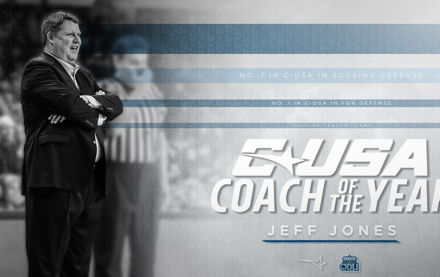Image for Zeta Pi/Old Dominion Alumnus named Conference USA's Men's Basketball Coach of the Year