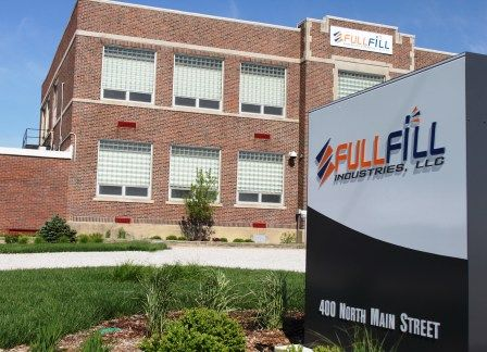 FFI Building With New Sign