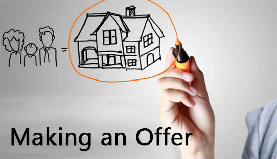 Image for Making an Offer on a New Home