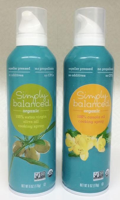 Organic and Non-GMO Project Verified Spray Oils