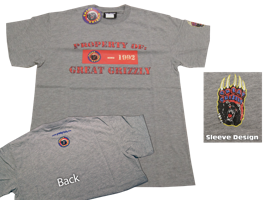 Image of GG Gray T-Shirt