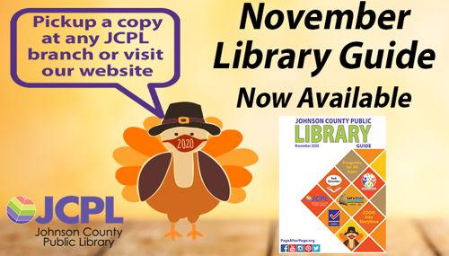 November Library Guide