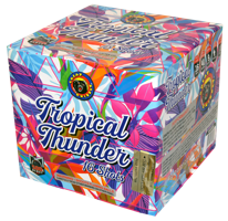 Image for Tropical Thunder 16 Shots