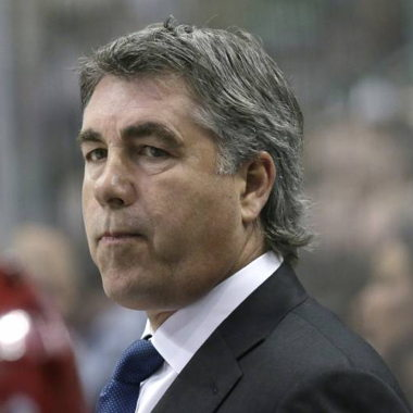 Image for Ex-Coyotes HC Dave Tippett Hired as Edmonton Oilers Head Coach