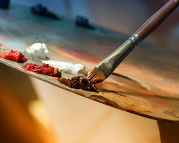 Painting classes at Southside Art League