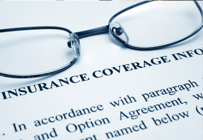 Image for Reviewing Insurance Coverage