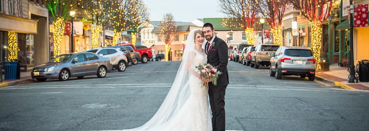 Image for Tie the Knot in one of the  Most Charming Towns in America!