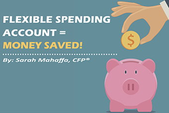 Image for Flexible Spending Account = Money Saved