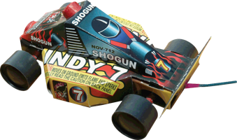 Image for Indy 7 Racecar