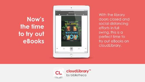 cloudLibrary eBooks