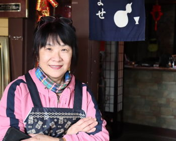 The Woman Behind Yokohama Japanese Cuisine and Sushi