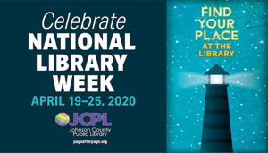 Image for National Library Week: Find Your Place at the Library