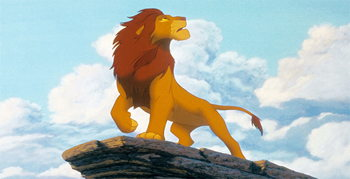 Image for Family Movie: Lion King