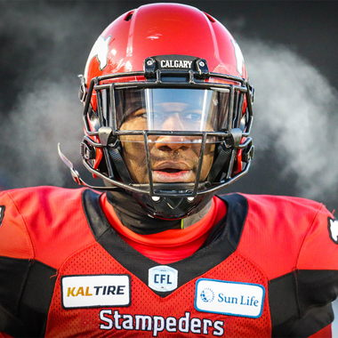 Image for Stampeders Notes: Brandon Smith bows out with tank empty