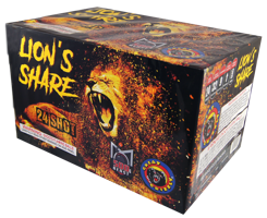 Image for Lion's Share  24 SHOTS