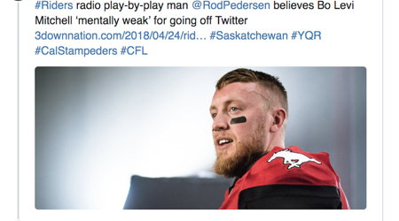 "Image for 3RD AND LONG with Bo Levi Mitchell ""Rod Peterson"""