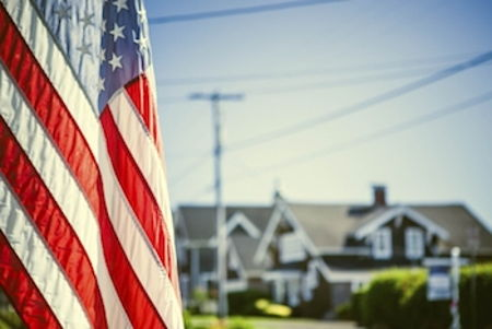 Image for Be In Your Home By Independence Day