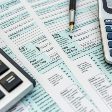 Image for Tax Planning & Preparation