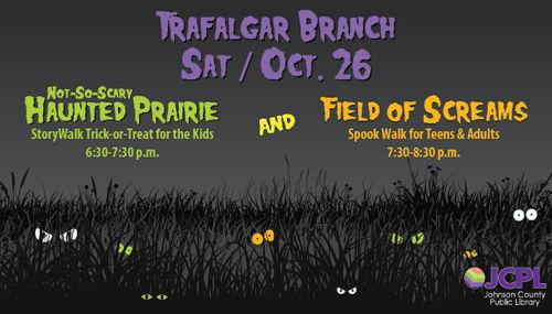 Spooktacular Fun on the Prairie