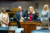 Houchin: Bill to extend the statute of limitations for certain sexual offenses passes committee
