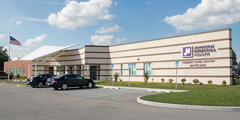 Whiteland Primary Care Center Johnson Memorial Health Franklin Indiana